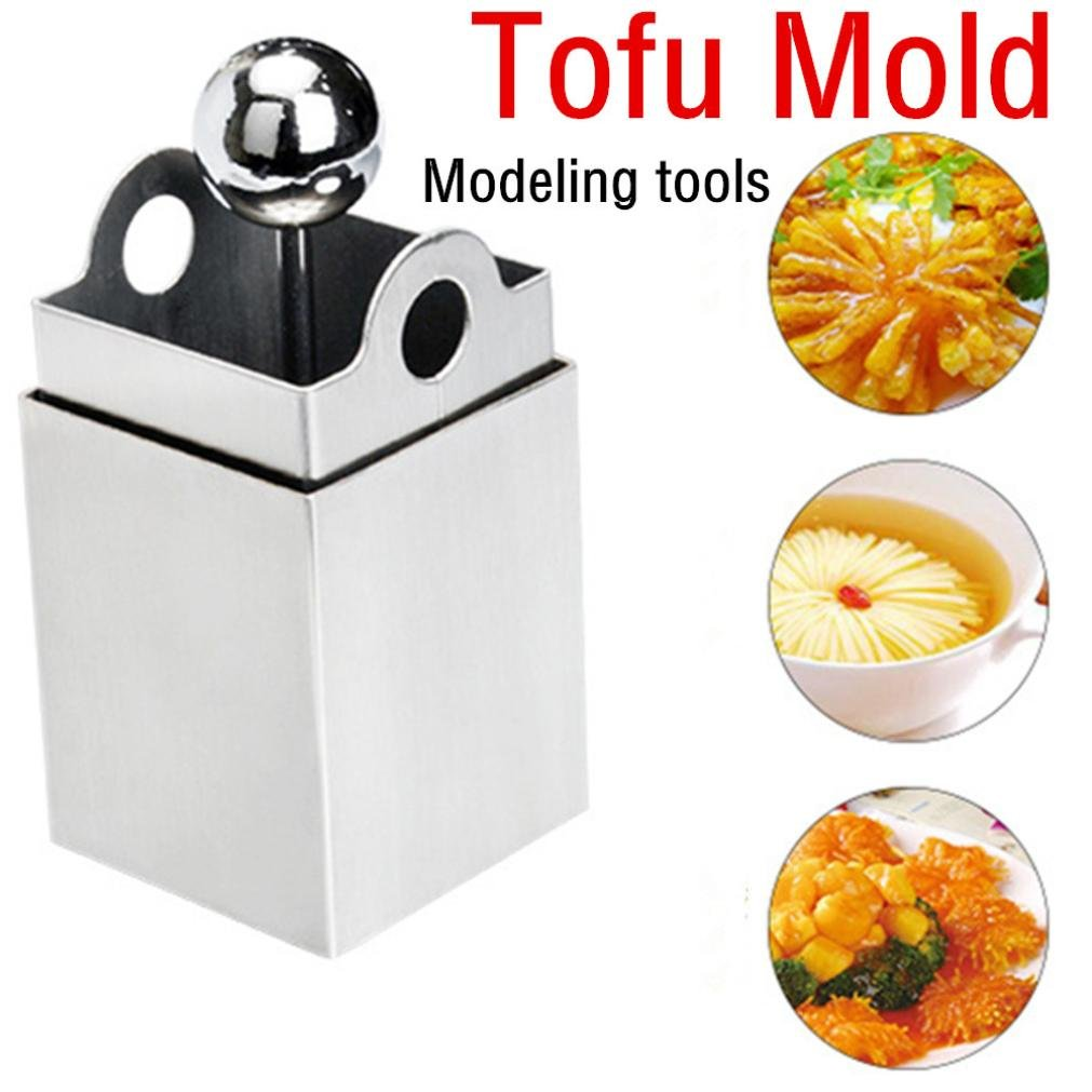 Bomdes Tofu Maker Press Mold Kit Modeling Tools Pressing Mould Kitchen Tool Delicious Hao Tech