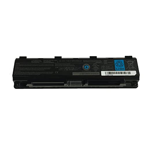 Amazon.com: Battery Pack PA5109U-1BRS PABAS272 Replacement for Toshiba Satellite C50 C55 L70 S70 Series Laptop Notebook Battery 10.8V 4200mAh: Computers & ...