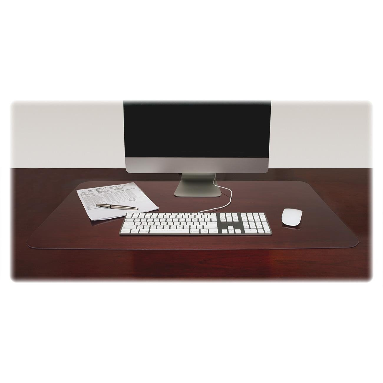 Llr39650 Lorell Desk Pad 20 X 36 Inches Clear
