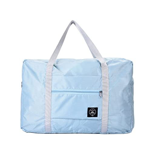 c1374a86ea78 Travel Luggage Bag Folding Large Capacity Easy Packing Carry Storage Tote  Bag