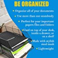 "OfficeEmpire Metal Mesh Stackable Document Paper Tray Desk Organizer |13.25"" X 10"" X 2.75"" 
