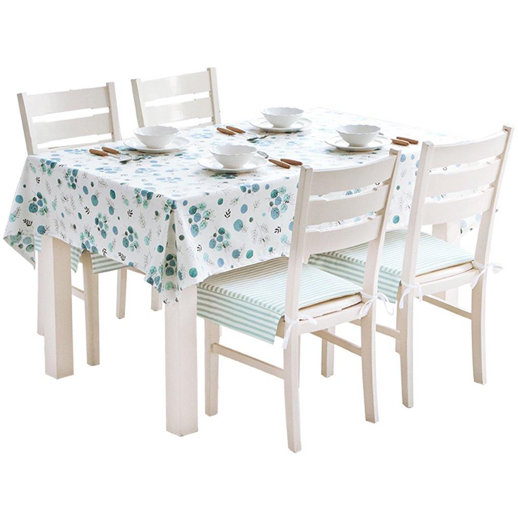 QINGTAOSHOP Pflanzenmuster Dicke Baumwollleinen Europäische pastoralen Stil Tischdecke Tischdecke zu Hause (Größe   140  140cm) B07BW7V1GZ Tischdecken Qualität zuerst  | Berühmter Laden