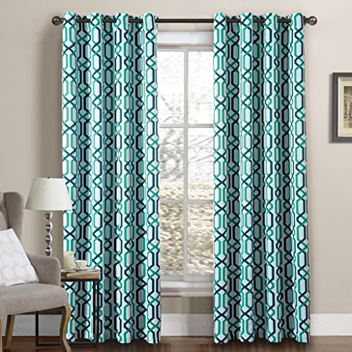From USA H Versailtex Window Treatment Extra Long Curtains