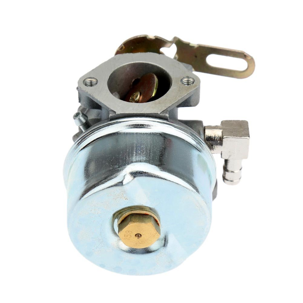 Fitbest Carburetor For Tecumseh 632107 632107a 640084 Have A Snow Blower With 85 Hp Model Lh318sa 640084a 640084b Snowblowers Hsk40 Hsk50 Hs50 Lh195sp Gasket Garden Outdoor
