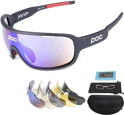 Verres bombés de lunettes de soleil 3,9 x 3,5