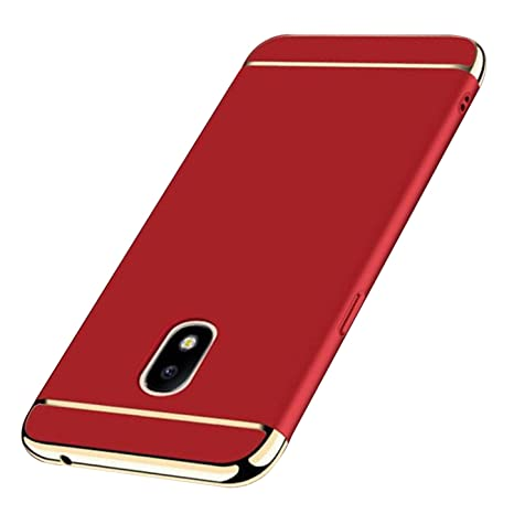 coque rouge galaxy j5 2017