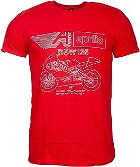 Aprilia T-shirt ORIGINAL RACING TEAM GRESINI MOTO GP 2018 Taille M pour homme