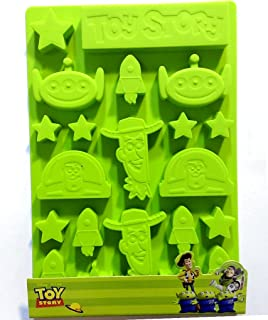 Toy Story Silicone Baking Ice Cube Tray Bakeware Muffin Chocolate Pan Mold