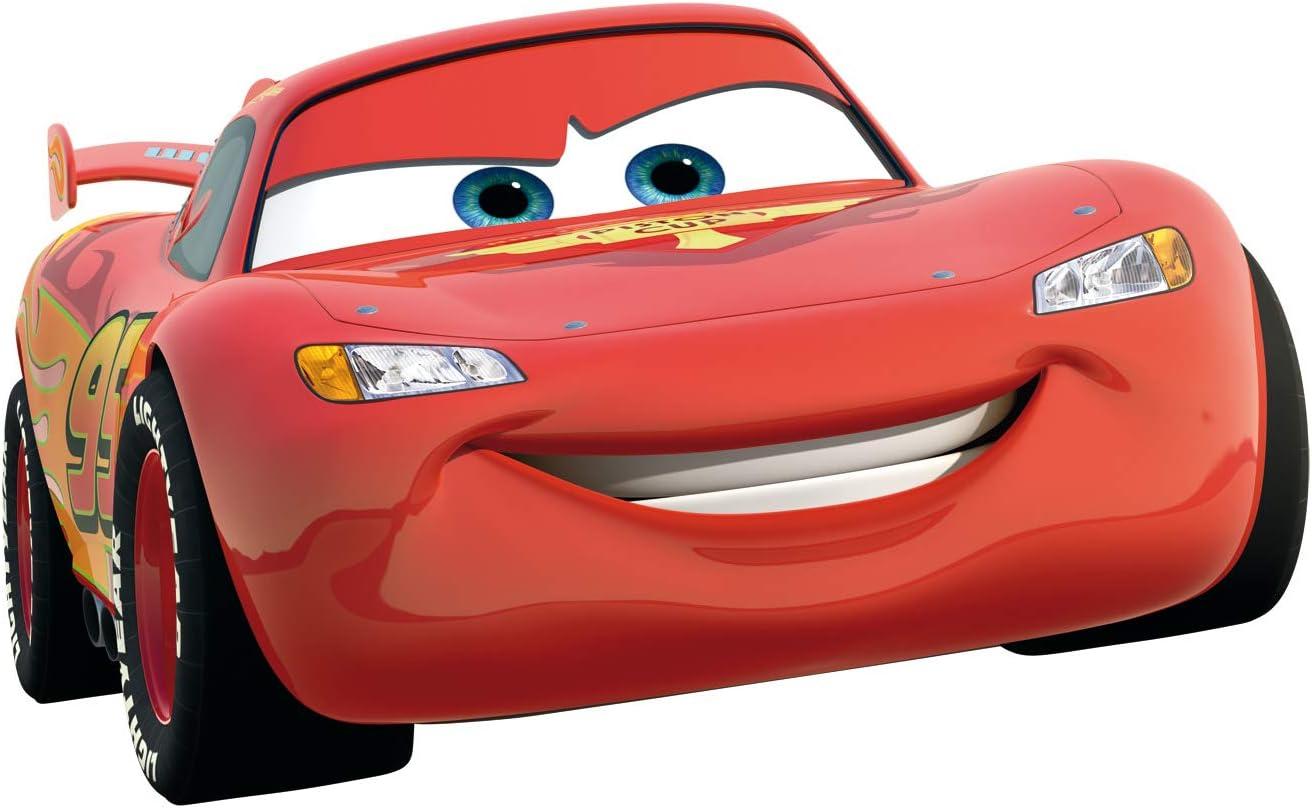 ALMACENESADAN 0884, Pack 4 Siluetas 30 cms Disney Cars, para Decoracion de Fiestas y cumpleaños: Amazon.es: Juguetes y juegos