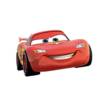 ALMACENESADAN 0884, Pack 4 Siluetas 30 cms Disney Cars, para Decoracion de Fiestas y cumpleaños