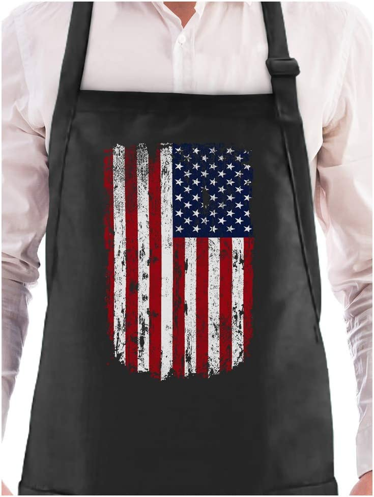 Xmas BBQ Tabard Summer Chef BIRTHDAY Gift Printed apron MADE IN 1950