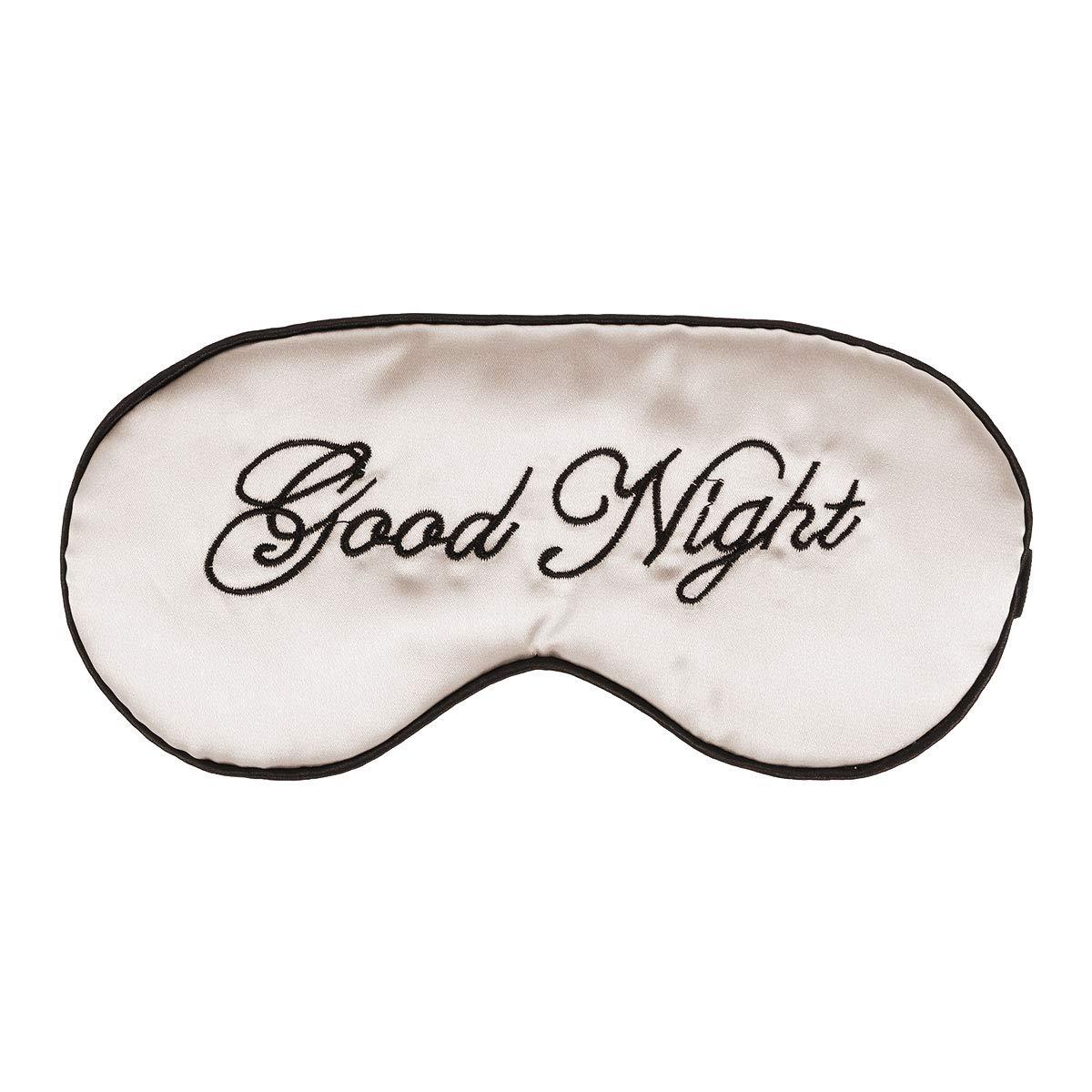 masque de sommeil jetable
