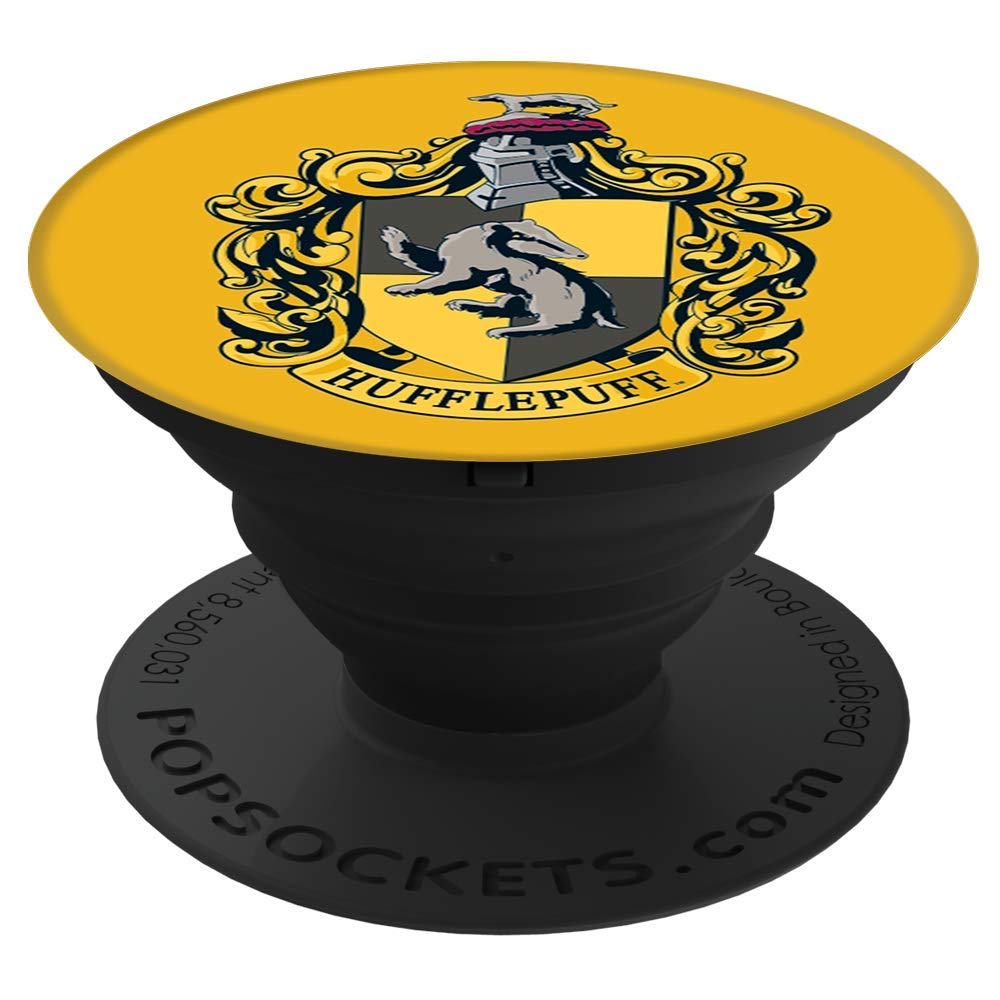 PopSockets: Collapsible Grip & Stand for Phones and Tablets - Hufflepuff by PopSockets