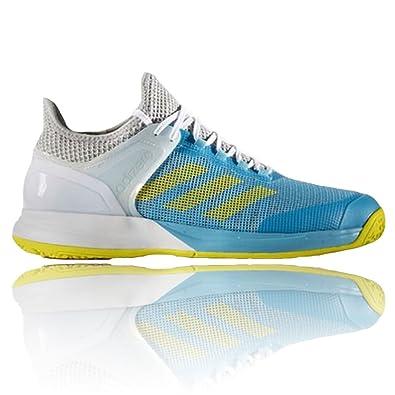 the best attitude 52805 9103f adidas Adizero Ubersonic 2 Tennis Shoes - SS17-8 White
