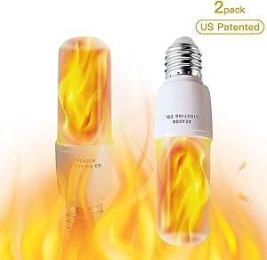 Sweepstakes: Flame LED Light Bulbs