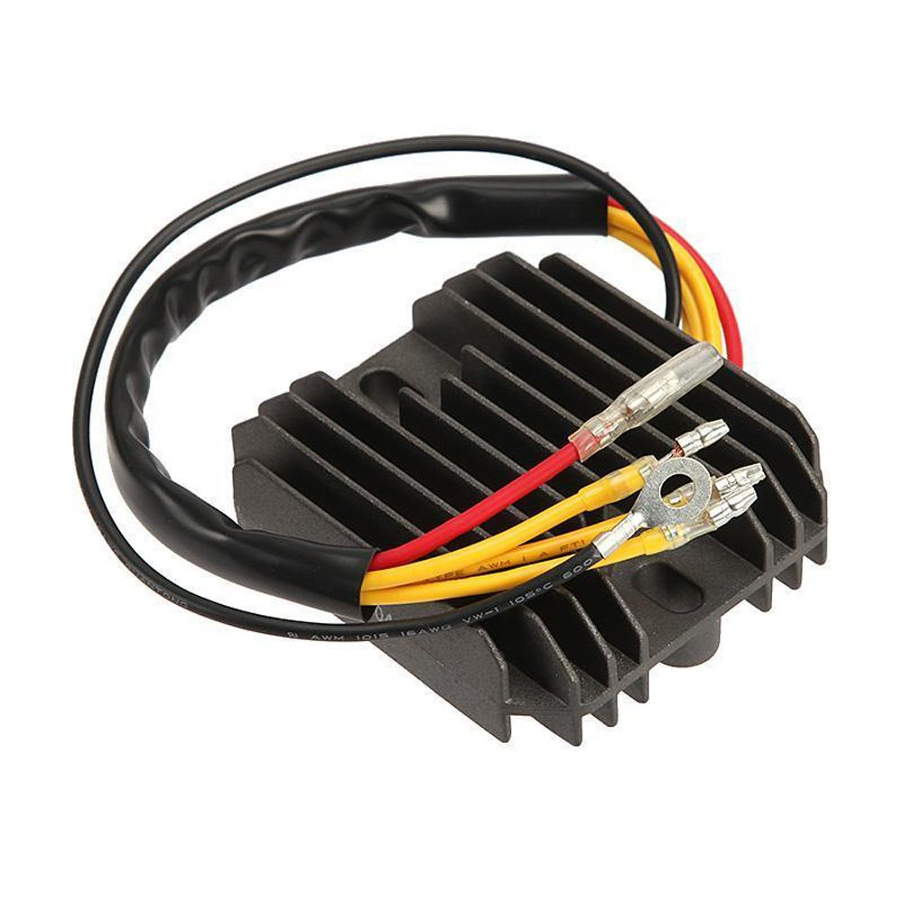 Li Bai Voltage Regulator Rectifier for Suzuki GS250 GS400 GS425 GS450 GS550 GS750 GSX750 GS850 GS1000 GS1100 GS1100E GS1100-LT GS1100S GSX1100 LT230E 32800-49X50 32800-45210 46-3918