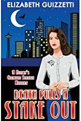 Death Pulls A Stake Out (A Norma's Cleaning Service Mystery) Paperback