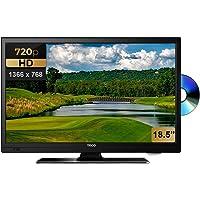 """TECO 18.5"""" LED HD TV DVD Combo   DC 12V Boat Caravan   USB PVR   MPEG4 DVB-T2>"""