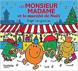 M Mme Marche De Noel Adam Hargreaves 9782012276291 Books