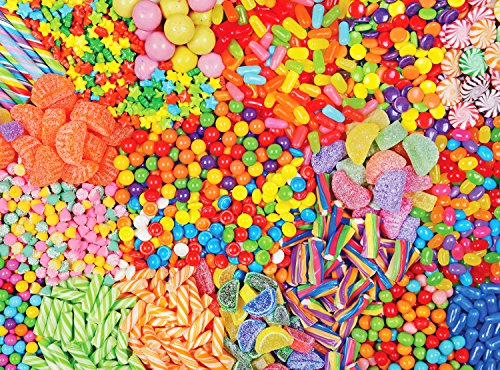 (Colorful Candy Mix Yummy Collection 300 pc)
