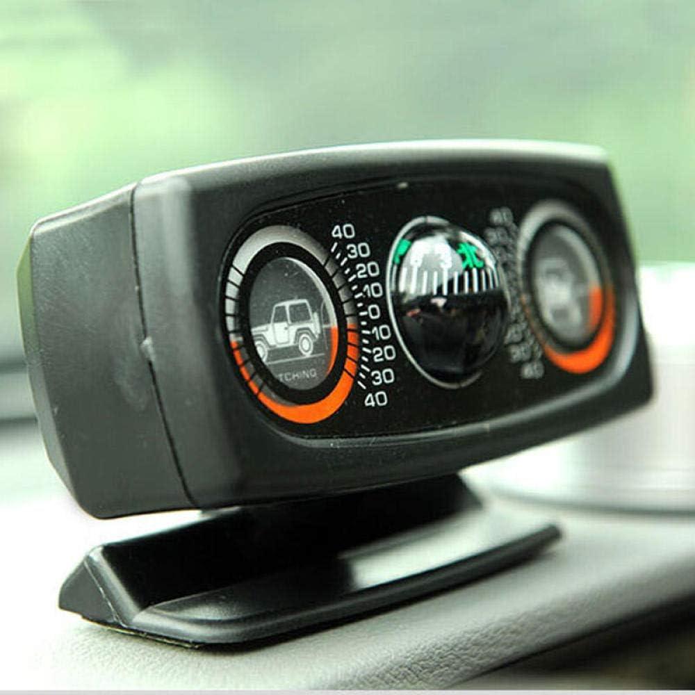 XRYG Compas De Voiture Balancier Jauge De Niveau M/ètre De Pente V/éhicule Hors Route Bille De Guidage