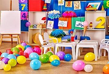 Aliyz 9x6ft Niños Playhouse Fiesta cumpleaños Baby Shower ...