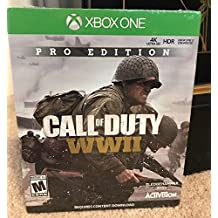 Call Of Duty WWII (WW2) Pro Edition For Microsoft XBOX ONE