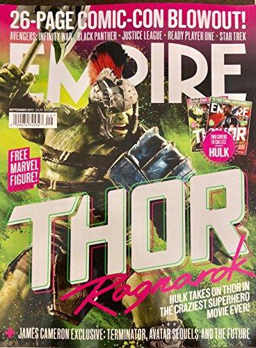 Empire Magazine SEPTEMBER 2017 ISSUE 340**