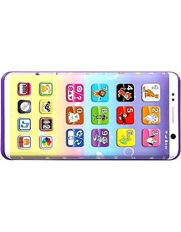 9b67f28906b Morza Teléfono Celular del bebé del teléfono móvil de Juguete Educativo de  Aprendizaje máquina de la