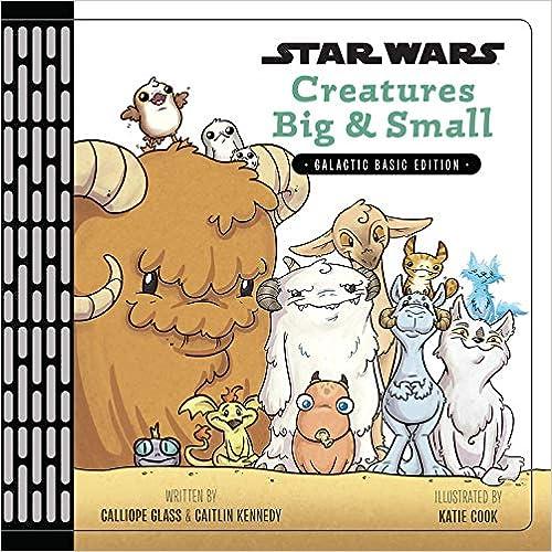 Star Wars Creatures Big /& Small