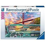 Ravensburger -Golden Gate - 1000 pc Puzzle