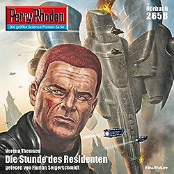 Die Stunde des Residenten (Perry Rhodan 2658)