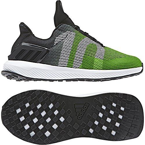 Mixte 000 De Fitness Noir Adulte Chaussures K negbás Rapidarun Uncaged ftwbla versol Adidas q47Yq