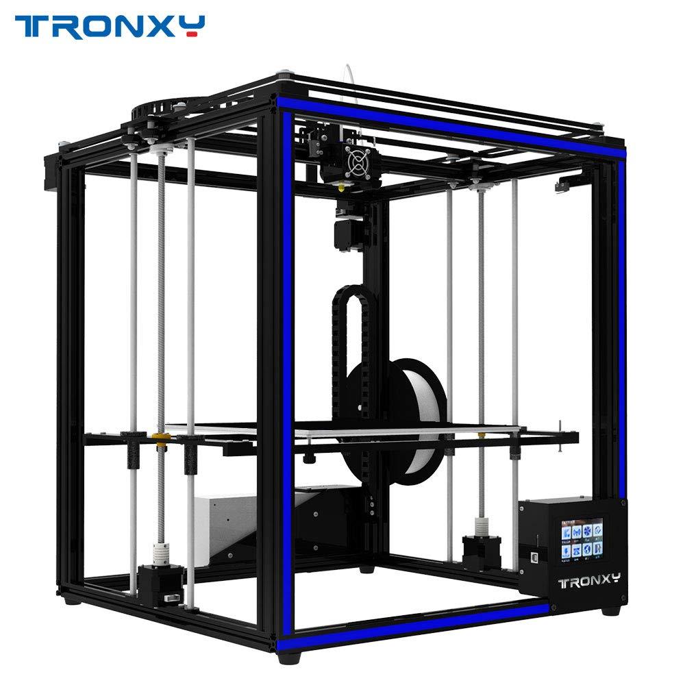 TRONXY X5ST-400 Capteur de Filament Reprise de limpression Kit Bricolage pour imprimante 3D Cube Full Metal Square avec /écran Tactile de 3,5 Pouces Grande Taille dimpression 400 * 400 * 400