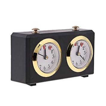 Reloj para Ajedrez Juego de Mesa Competencia Tiempo de Espera ...