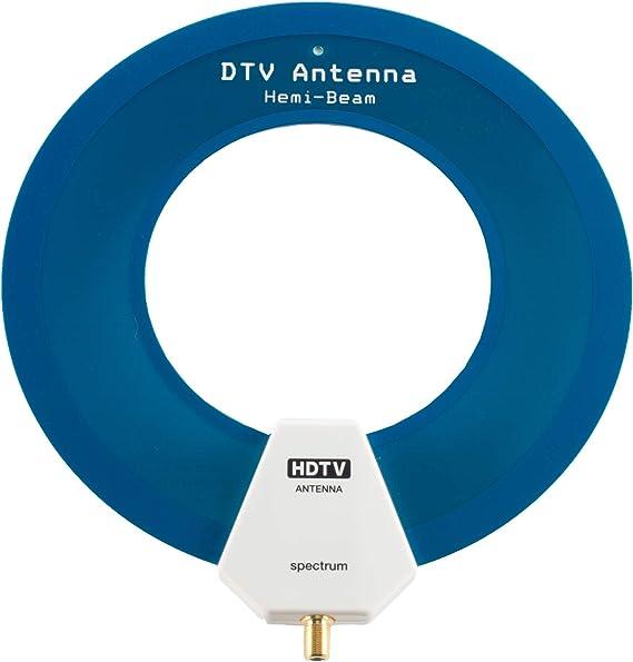 Hemi-Beam Antena digital de alta definición HD para ...