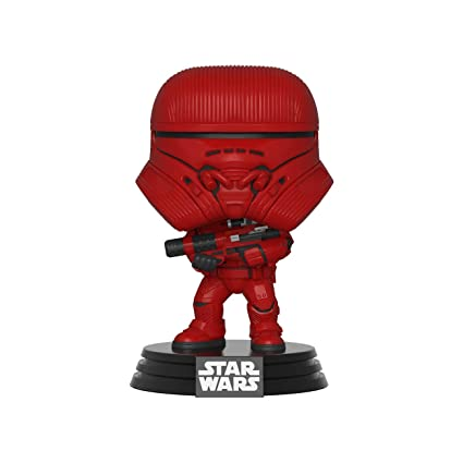 Amazon.com: Funko Pop. Star Wars: Episodio 9, Rise of ...