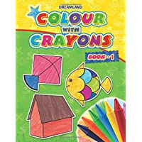 Colour with Crayons Part - 1