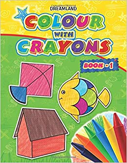buy colour with crayons part 1 book online at low prices in india