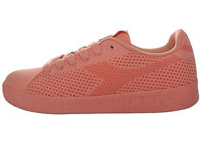 Game Weave, Herren Niedrige Sneaker, Pink - Rosa - Größe: 40 EU Diadora