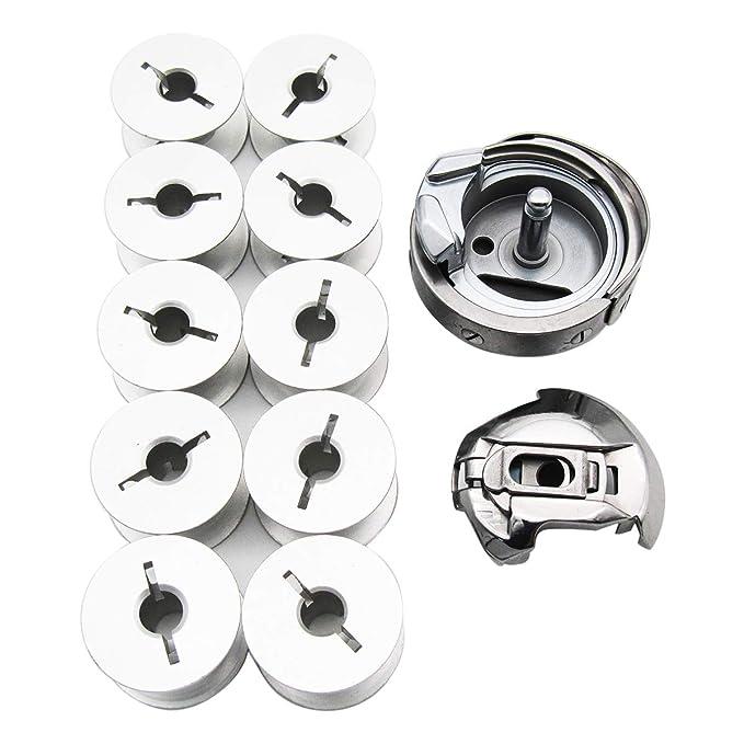 10PCS #91-174 480-05 Large Capacity bobbins FIT FOR PFAFF 335G Cylinder sewing