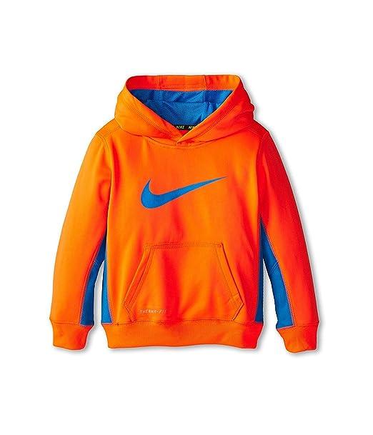 : Nike Boys' KO 2.0 Pullover Hoodie: Clothing