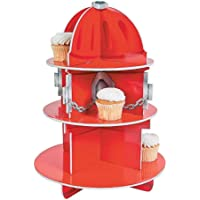 Fun Express Fire Hydrant Cupcake Holder Stand