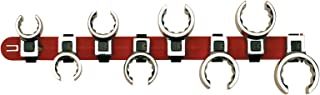 """product image for Wright Tool 702 3/8"""" Drive Flare Nut Crowfoot Wrench Set (8-Piece)"""