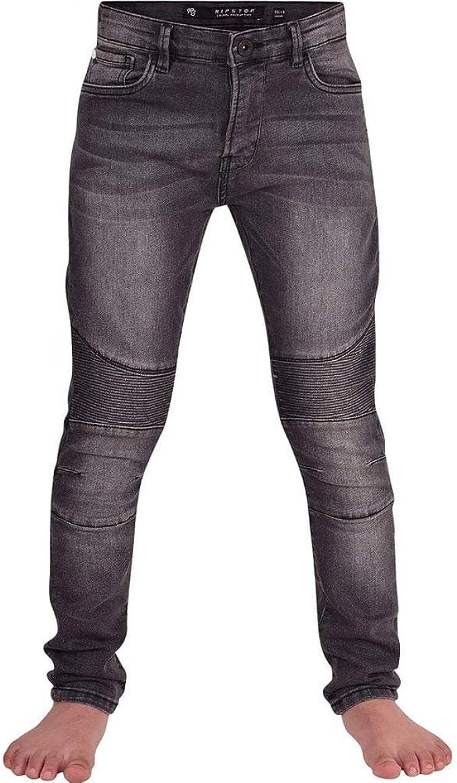 Brand RED WAGON Boys Biker Jeans