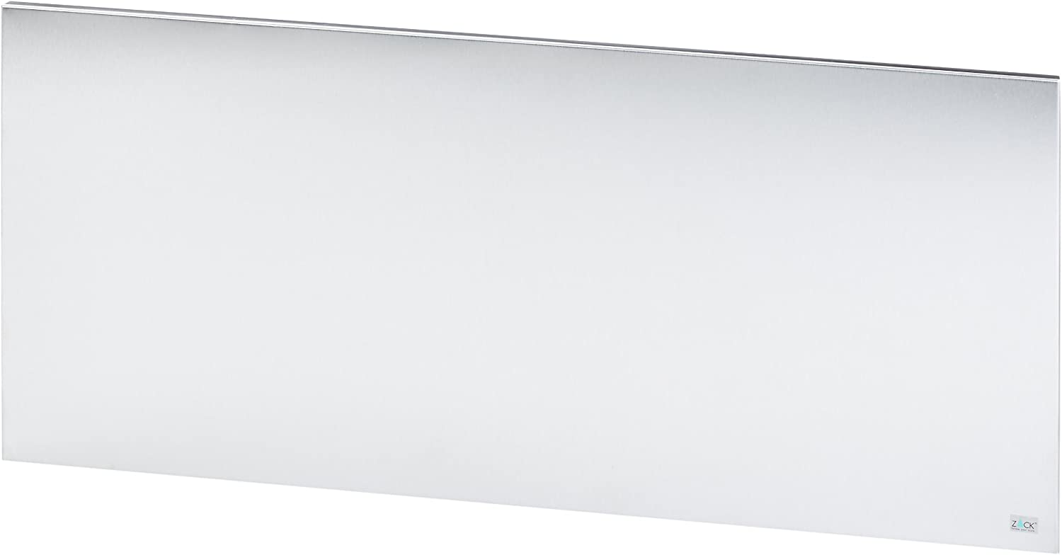 Zack Percetto Brushed Stainless Steel 75cm Magnetic Board 30775