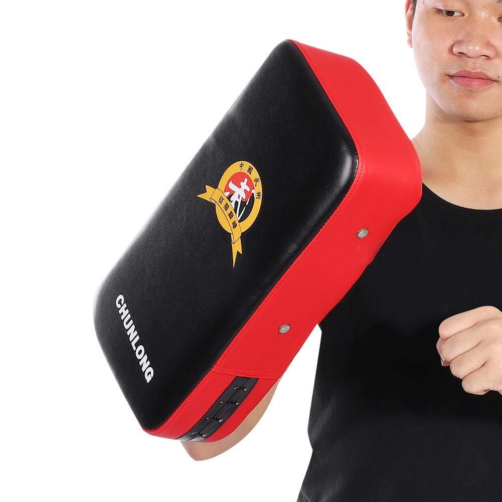 Boxing Punching Mitt Kick Taekwondo Pad Target Punching Pad Kicking Strike Pad Hand Feet Target Shield Training 2 Colors