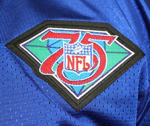 the latest 142c5 b745d Mitchell & Ness Jim Kelly Buffalo Bills Authentic 1994 Blue NFL Jersey