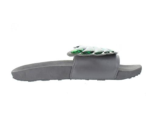 best sneakers c99d8 f2fed Adidas Men ObyO JS Gel Wings Adilette - Jeremy Scott (12.0)