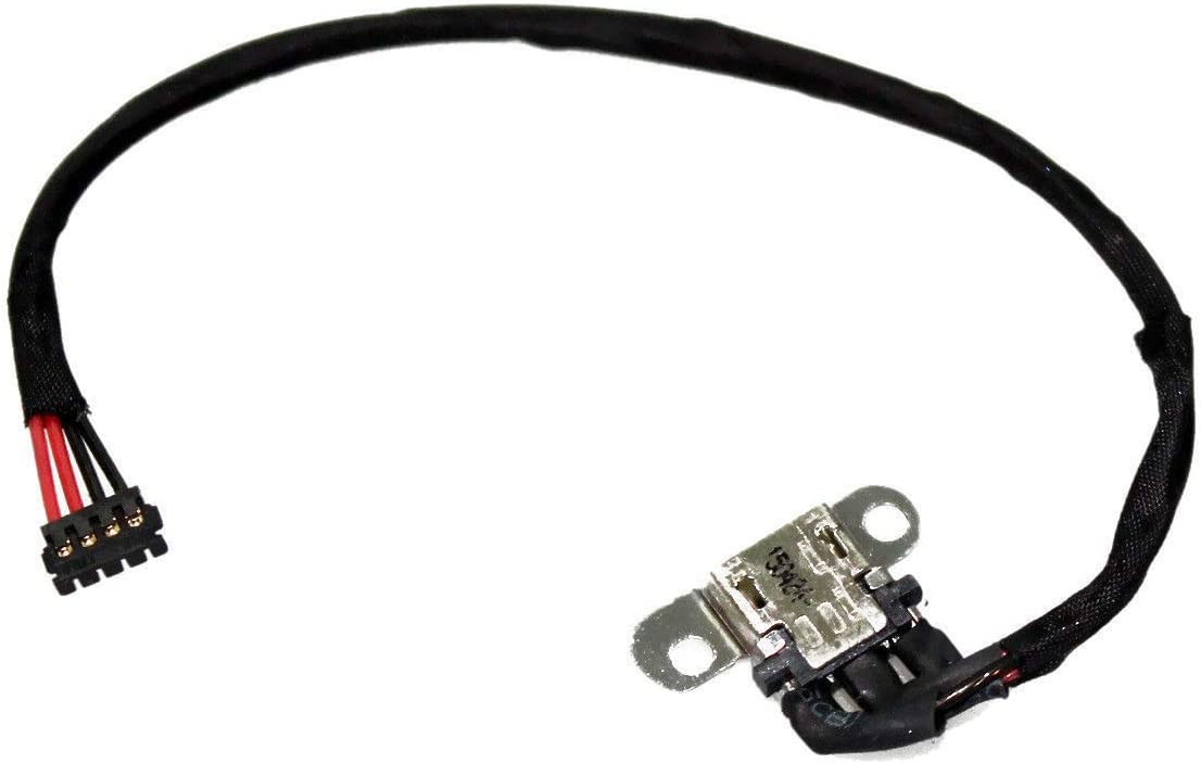GinTai DC Power Jack Harness Cable Socket Plug Port Replacement for Asus Flip C100PA-DB02 C100PA-RBRKT07